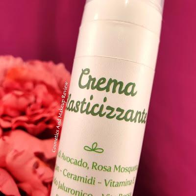 ANTOS - Crema elasticizzante viso e collo alla rosa damascena