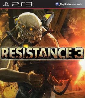 Resistance 3 PS3 Torrent