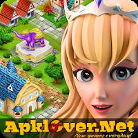 Princess Kingdom City Builder MOD APK unlimited money