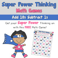 FREE Super Power Thinking Game