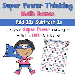 FREE Super Power Thinking Game