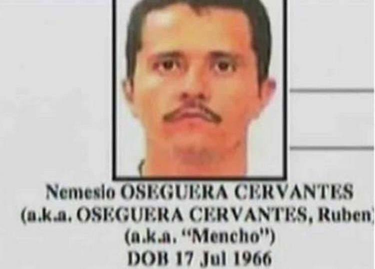 CJNG, el único Cártel que opera en México, según la PGR.