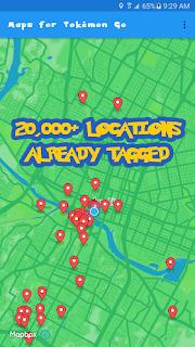 Maps for Pokemon Go APK Terbaru untuk Android Aplikasi Mencari Pokemon dengan Mudah