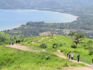 Wisata Alam Jelajah Lombok Bagian 9: Buwun Mas Hills
