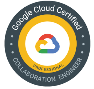 best course for Google Cloud Professional Collaboration Engineer