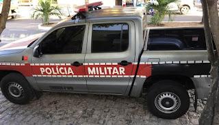 Polícia Militar prende em flagrante suspeito de furto em Belém