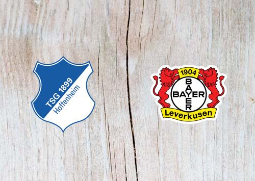 Hoffenheim vs Bayer Leverkusen - Highlights 29 March 2019