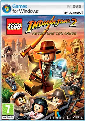 Descargar LEGO Indiana Jones 2 pc gratis