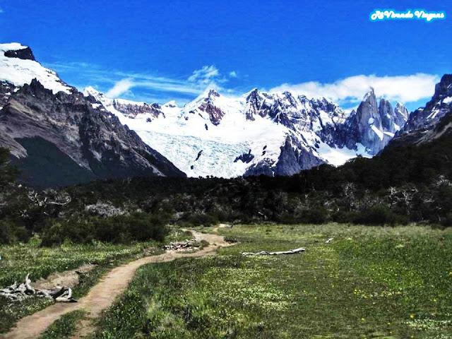 El chalten patagonia argentina