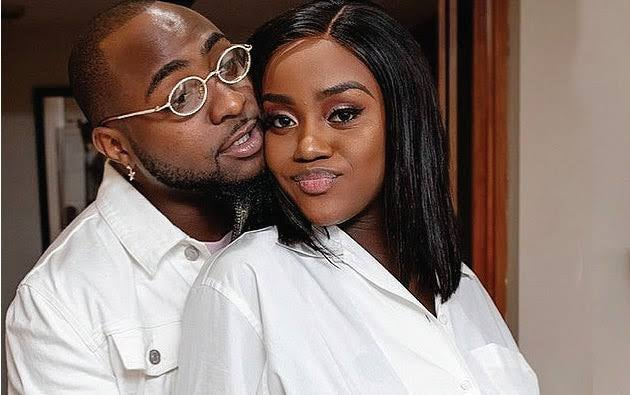 """🎂""""Dear wife, may your birthday be as beautiful as you have made me"""" – 🎉 Davido writes lover, Chioma on her birthday 🎂"""