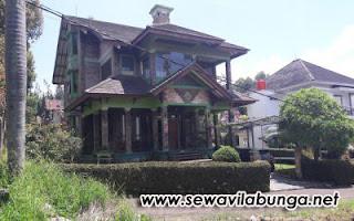 Villa Hijau Istana Bunga