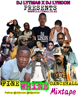DJ LYTMAS X DJ LINCON - FINE WHINE DANCEHALL MIX 2018 ft(Vybz Kartel,Konshens,Busy Signal,Charly Black,Shenseea,Masicka,Alkaline and Many More)