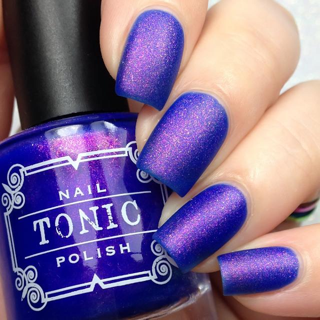 Tonic Polish-Mile High