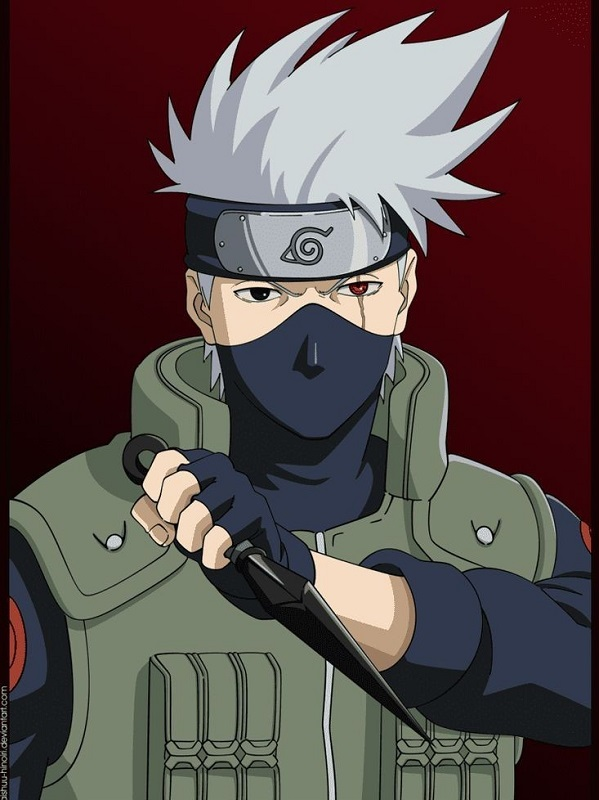 Kakashi Hatake (Naruto)