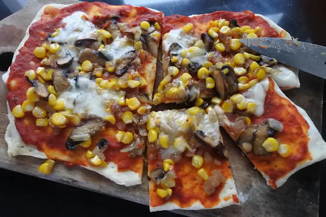 resep pizza rumahan