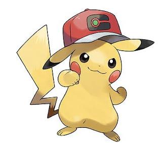 Pikachu World Cap