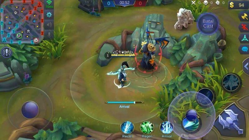 hero mobile legends dengan bug/glitch terlucu ~ gadget riview
