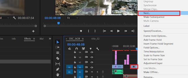 Penggunaan Warp Stabilizer Untuk Menstabilkan Video Di Adobe Premiere