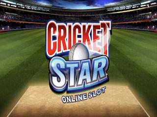 Cricket Stars Poker Slot