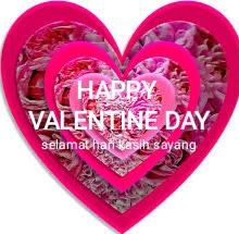 contoh ucapan selamat hari valentine