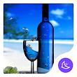 Seaside-APUS Launcher theme