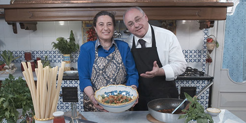 in cucina con imma e matteo food network
