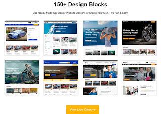 150+ Design Blocks