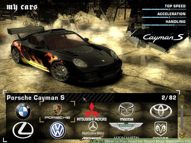 download need for speed most wanted 2005 for pc free