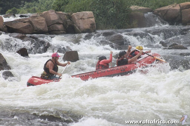 Rapid No. 2 Retrospect, River Nile, Uganda