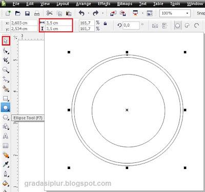 CARA MEMBUAT STEMPEL DENGAN CORELDRAW X4 PDF