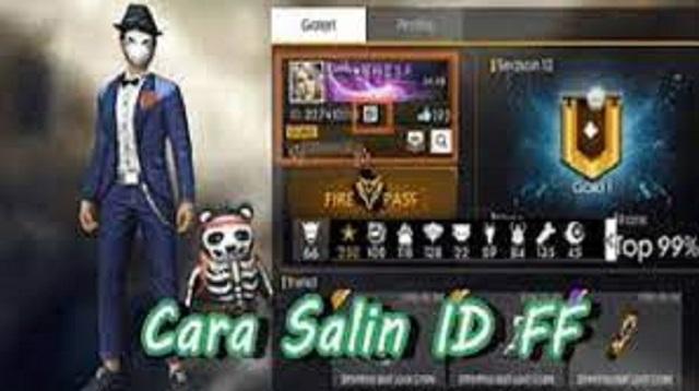 Salin ID Free Fire Hack
