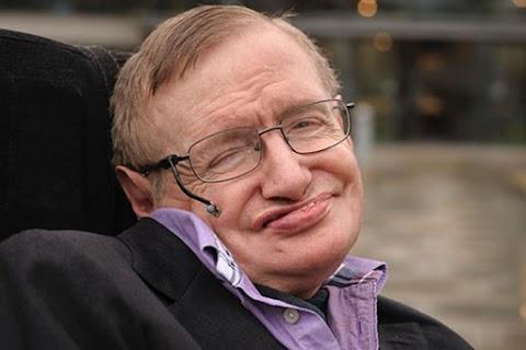 """""""Az emberiség kapzsi, hülye, és a legnagyobb veszélyt jelenti a Földre"""" – Stephen Hawking"""