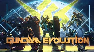 Bandai Namco Announces Gundam Evolution FPS Game