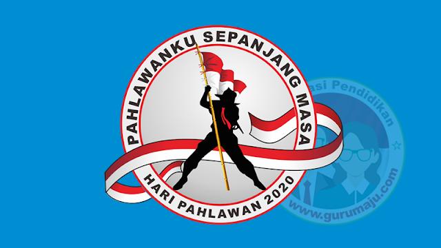 Logo Hari Pahlawan 2020