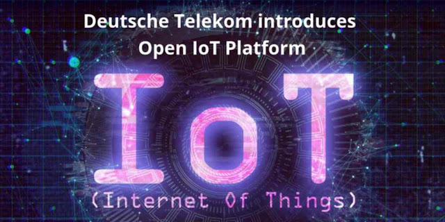 Deutsche Telekom introduces Open IoT Platform
