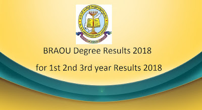 Manabadi BRAOU Degree Results 2018, Ambedkar Open University Results 2018 Schools9