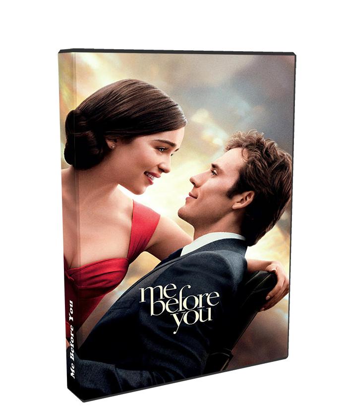 Yo Antes de Ti poster box cover