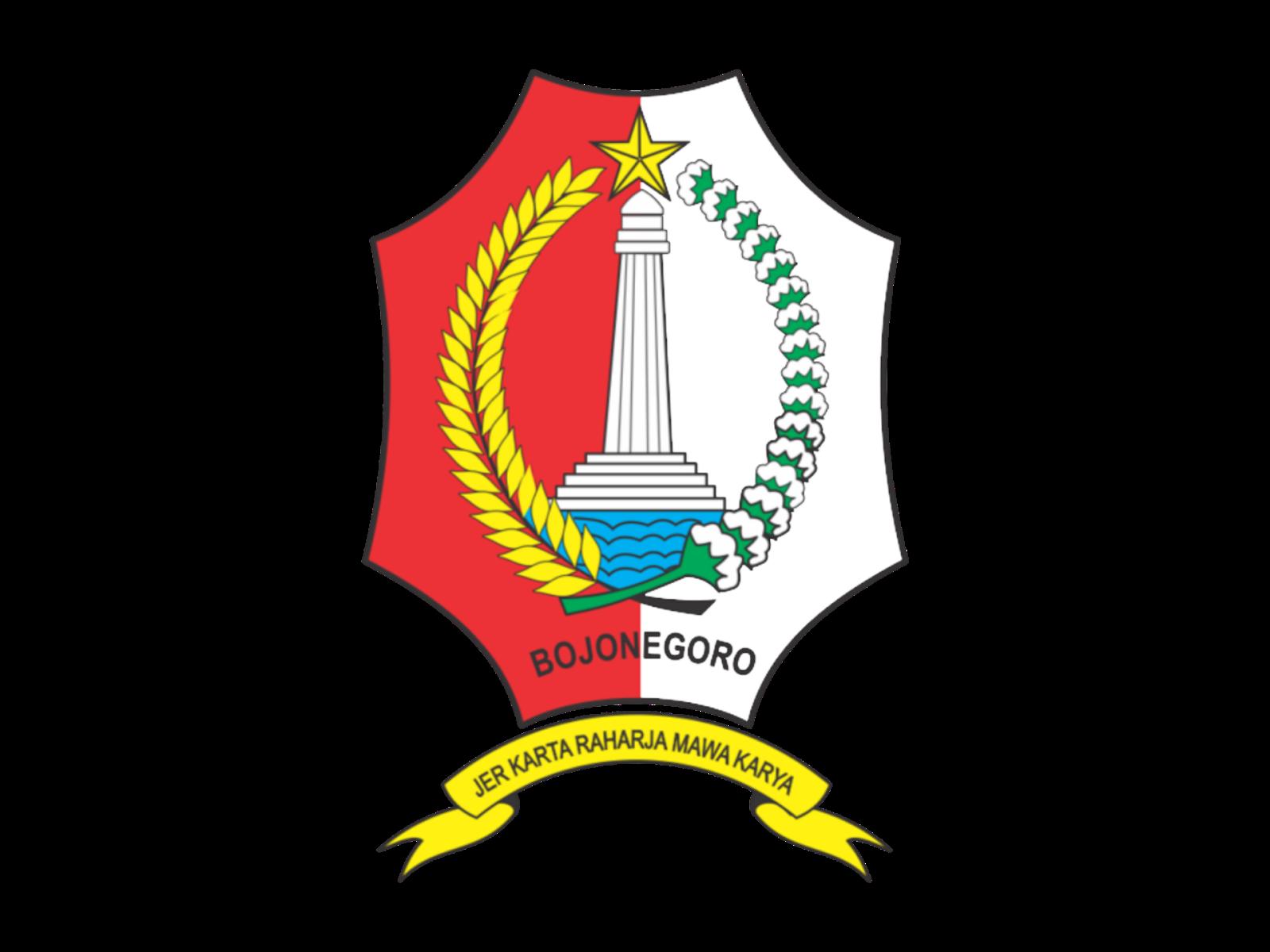 Logo Kabupaten Bojonegoro Format PNG