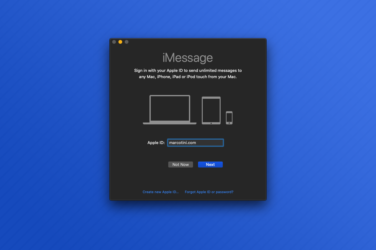 Come sincronizzare i messaggi di iMessage tra Mac e iPhone