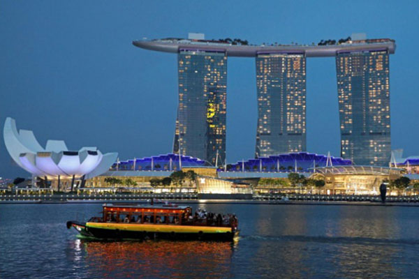 Pemesanan Hotel Di Singapura Capai Rekor Tertinggi Menyambut LIbur Akhir Tahun