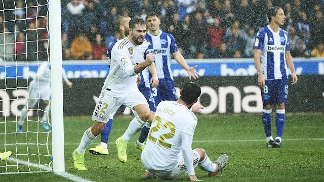 Sau vòng 15 La Liga: Real Madrid mừng hụt 2