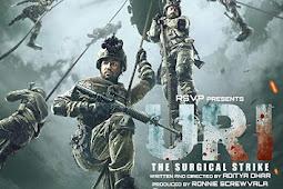 [DOWNLOAD Film] Uri: The Surgical Strike (2019) Sub Indonesia Bluray 480p, 720p & 1080p