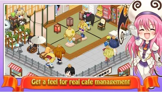Download Moe Girl Cafe 2 MOD APK 1.33.63 (MOD Money/Diamonds) For Android 2
