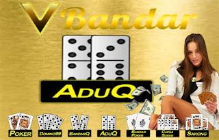 Agen Judi AduQ Online VBandar.info Terbaik dan Terpercayaa
