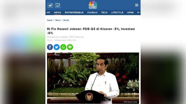 Andi Arief Puji Jokowi, Berani Jujur Soal Resesi Meski Publik Sudah Ngerti