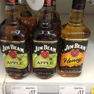 jim beam apple and honey
