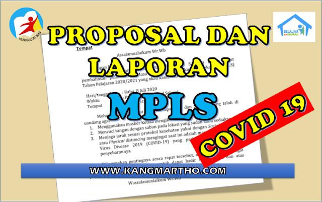 Laporan dan Proposal MPLS Moda DARING dan LURING