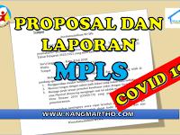 Contoh Laporan dan Proposal MPLS Moda DARING dan LURING