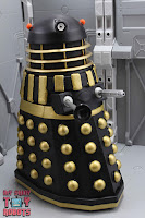 "Custom 'The Curse of Fatal Death"" Black Dalek 17"