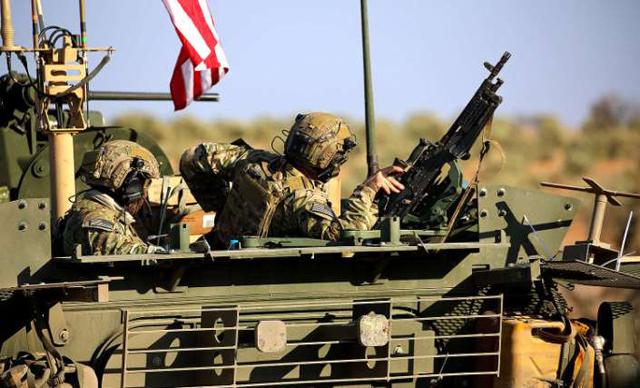 Συρία: Αμερικανοκουρδική επιχείρηση εξουδετέρωσης του ISIS εκ νέου